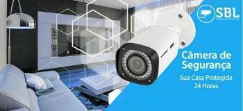 Instalação de cameras de segurança no abc