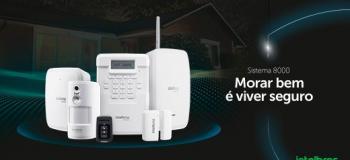 Segurança eletronica monitoramento 24 horas